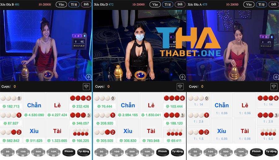 THABET – Nhà cái cá cược trực tuyến VIP nhất Châu Á